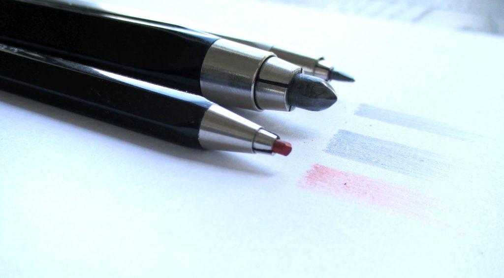 Rysunek ołówkiem - czym rysować? Trudny wybór ołówka.